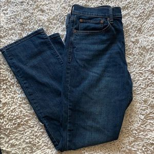 Lucky Brand 121 Slim Jeans Size 34/32